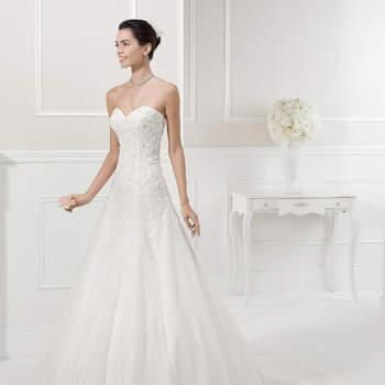 2e4a59f64d 50 vestidos de novia Alma Novia 2016. ¡Elige tu favorito!