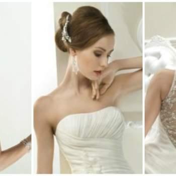 Tre idee di raccolto morbido per un look romantico. Foto www.cosmobella.com