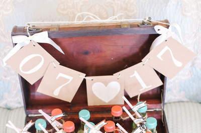 Recuerditos de matrimonio: más de 40 regalos originales para tus invitados