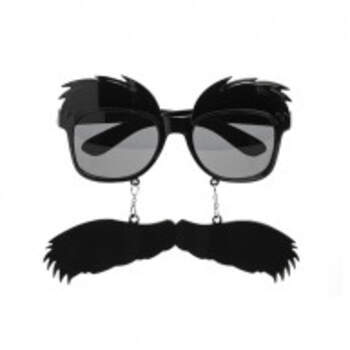 Lunettes Moustaches Et Sourcils - The Wedding Shop !