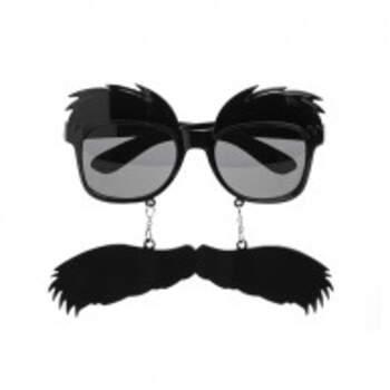 Lunettes Moustaches Et Sourcils - The Wedding Shop !