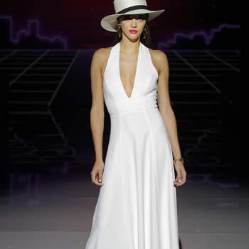 Marylise. Credits_ Barcelona Bridal Fashion Week