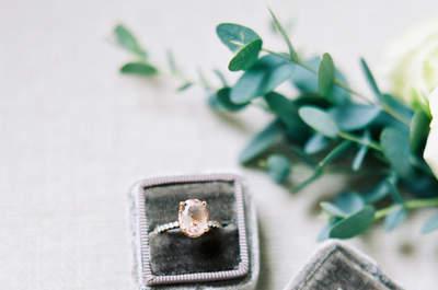 61 anillos de compromiso con los que dirás