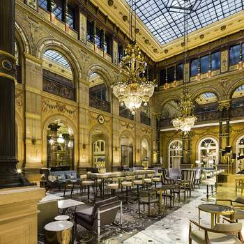 Photo : Hilton Paris Opera