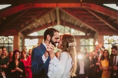 ¡Vota por el momento más emotivo de las bodas de 2016!
