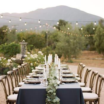 30 estilos de decoración para las mesas del banquete de boda: ¡Checa estas tendencias!