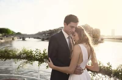 Les plus beaux lieux en bords de Seine pour se marier en Île-de-France