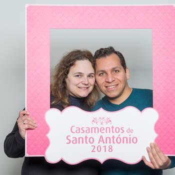 """<p><b>Carla Ferreira &amp; Wilson Melim</b><p>Marvila<p>A Carla tem 36 anos e é Esteticista; o Wilson tem 29 anos e é Docente Universitário. Vão ter um casamento civil.<p>Sobre o seu relacionamento dizem que """"a união faz a força"""""""