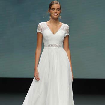Marylise   Créditos: Valmont Barcelona Bridal Fashion Week 2020