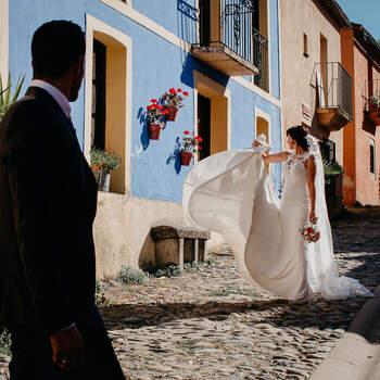 Sesión de pareja | Foto: BOKEH ESTUDIO