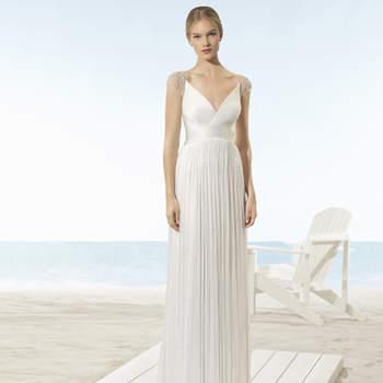 Vestidos de novia corte imperio: ¡Para todo tipo de mujeres!
