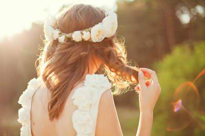 La importancia del diseño de imagen de una novia. ¡Muy atentas!