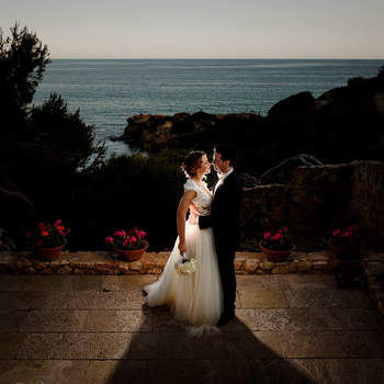 Foto: Sergio García Fotografía. La fotografía de bodas es su pasión y así lo refleja en cada uno de sus trabajos. Captura los momentos y las emociones, de manera que crea un álbum lleno de fotos espontáneas y naturales, algo que considera imprescindible para llegar al éxito.