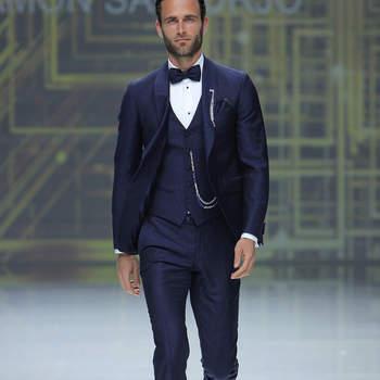 Ramón Sanjurjo. Credits_ Barcelona Bridal Fashion Week(