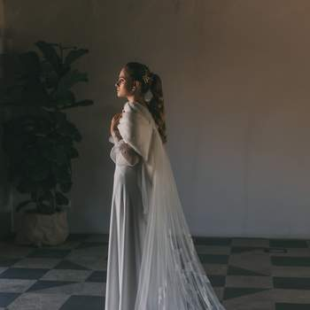 Vestido Eleonore. Foto: Alejandra Godia