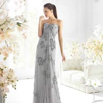 Seja como madrinha ou convidada, queremos estar impecáveis em casamentos! E a coleção 2013 de vestidos de festa La Sposa, além de lindos, te deixarão com um look elegante!