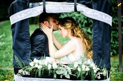 Véiane + Jérôme : Leur sublime mariage à l'Ecole des Mines de Douai