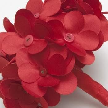 Beaucoup d'idées pour le bouquet original composé de fleurs artificielles. Photo : B de Blanca