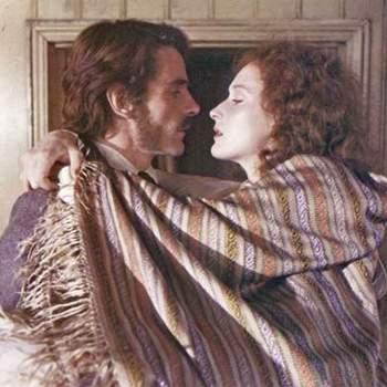 Meryl Streep em The French Lieutenant's Woman, 1981