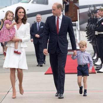 Foto via Twitter Oficial do Palácio de Kensington