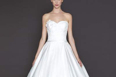 Winnie Couture the Diamond Label Bridal Collection Spring/Summer 2015
