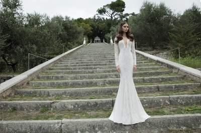 ¿Por qué los vestidos de novia corte sirena están de moda?