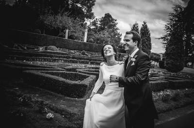 De una boda sale otra: el gran día de Adriana y Juan Luis