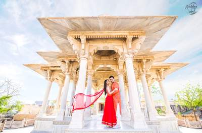 Stunning wedding of Swaati and Jay- the couple that was made for each other