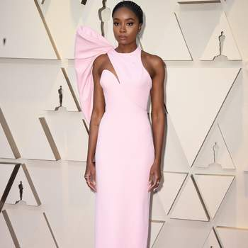 Kiki Layne de Versace / Cordon Press