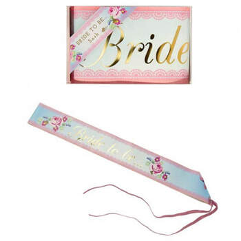 Banda Bride To Be- Compra en The Wedding Shop