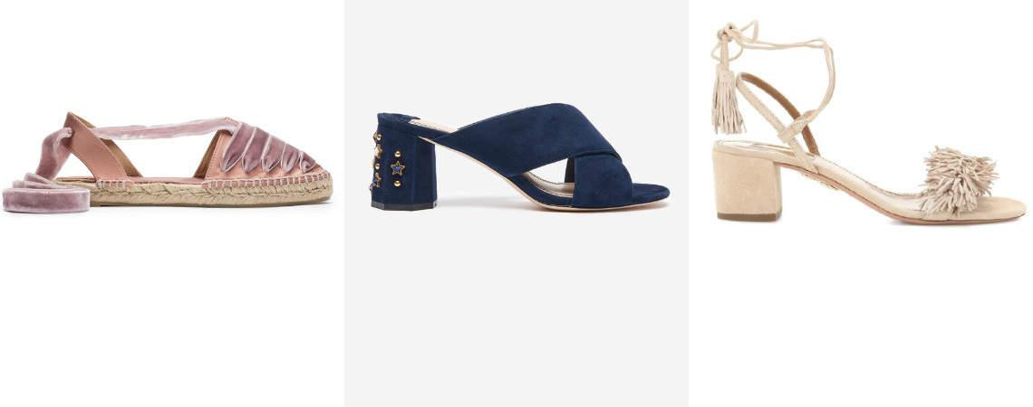 40 sandalias que necesitas para este verano: ¡Alerta de estilo!