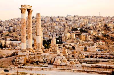 Vistas de Jordania. Foto: Shutterstock