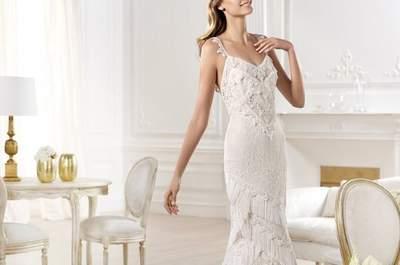 Vestidos de novia 2014 colección Atelier Pronovias