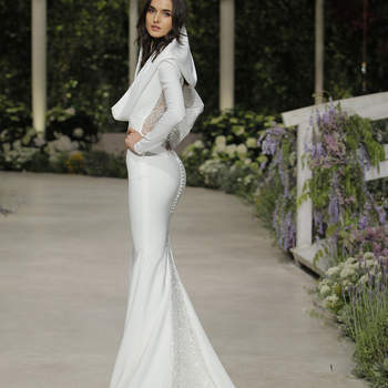 Pronovias. Credits_ Barcelona Bridal Fashion Week(1)