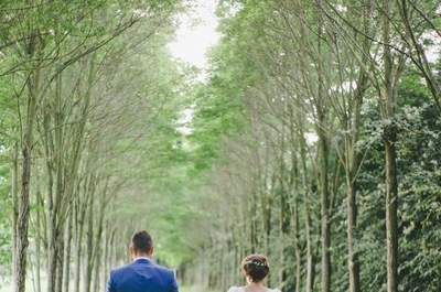 Avec l'Atelier Essbée Créations, concevez la robe de mariée de vos rêves !