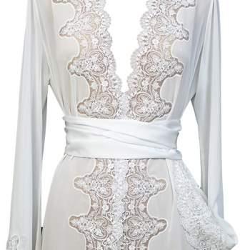 Heritage Robe Branco da Dama de Copas