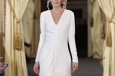 Vestido de noiva simples: um modelo perfeito para cada estilo de casamento