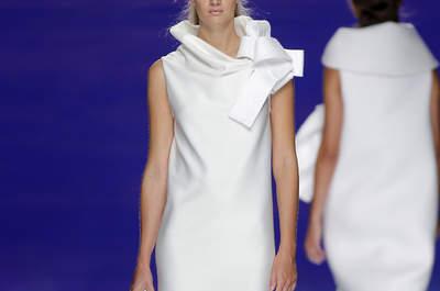 Mercedes Benz Fashion Week in Madrid: Brautkleider-Trends für den Frühling/Sommer 2017