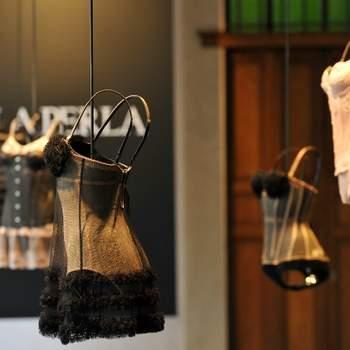Une touche de vintage das ce corset La Perla 2012, Languid Night