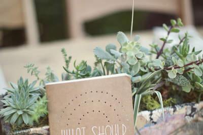 Ideas novedosas para tu libro de firmas de invitados
