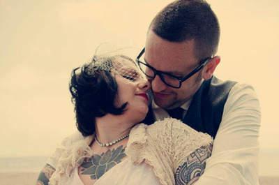 Sposi tatuati: una galleria con le foto più belle