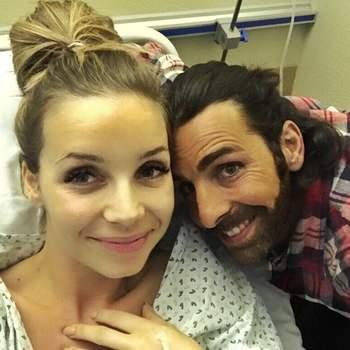 As filhas de Luciana Abreu e Daniel Sousa nasceram prematuramente a 23 de dezembro. Amoor Viktória e Valentine Viktória ainda se encontram internadas. Foto Instagram Luciana Abreu