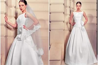 Das Brautkleid der Woche – von Miguel Suay Valencia!