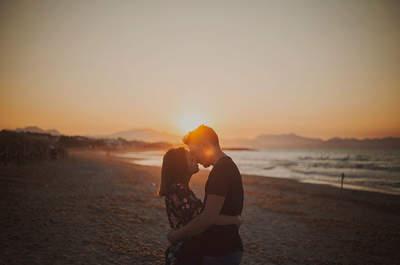 Cómo convencer a tu novio para hacer un sesión de fotos preboda. ¡Cinco argumentos clave!