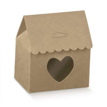 Caja Avana Casa Corazón 10 unidades- Compra en The Wedding Shop