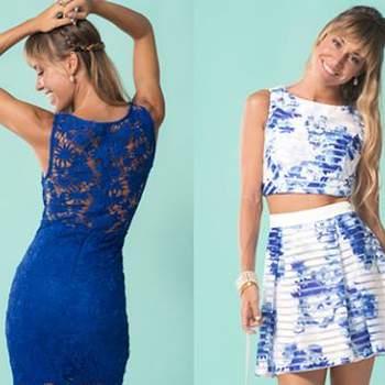 Blue7 Vestidos