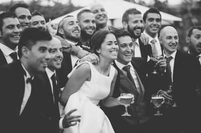 Ilusiones hechas detalles: la boda de Eva y Jorge