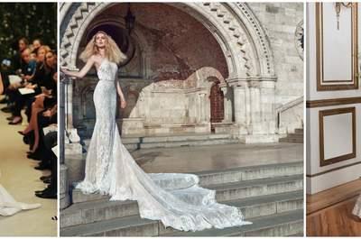 Pura elegancia y sensualidad con estos 18 vestidos de corte sirena 2016