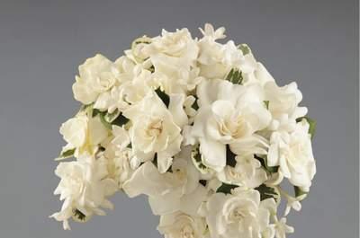 Vera Wang presenta su nueva colección de diseños florales para bodas
