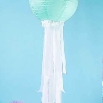 Decoración rayas Blancas 4 unidades- Compra en The Wedding Shop